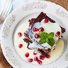 gluten free brownie dessert