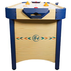 Solid Air Hockey Game Table for bachelor pads or school rec rooms