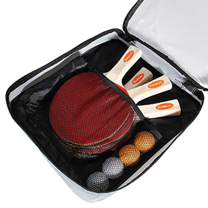 Carry Case has a convenient compartment to keep the equipment safe during transport