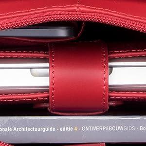 Trolly Strap Briefcase Handbag Shoulder Bag Computer Apple Dell Samsung Acer Su.B Su.B.dgn Designer