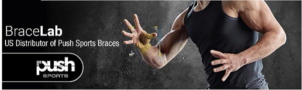 Push Sports Thumb Brace Skier's Thumb BraceLab