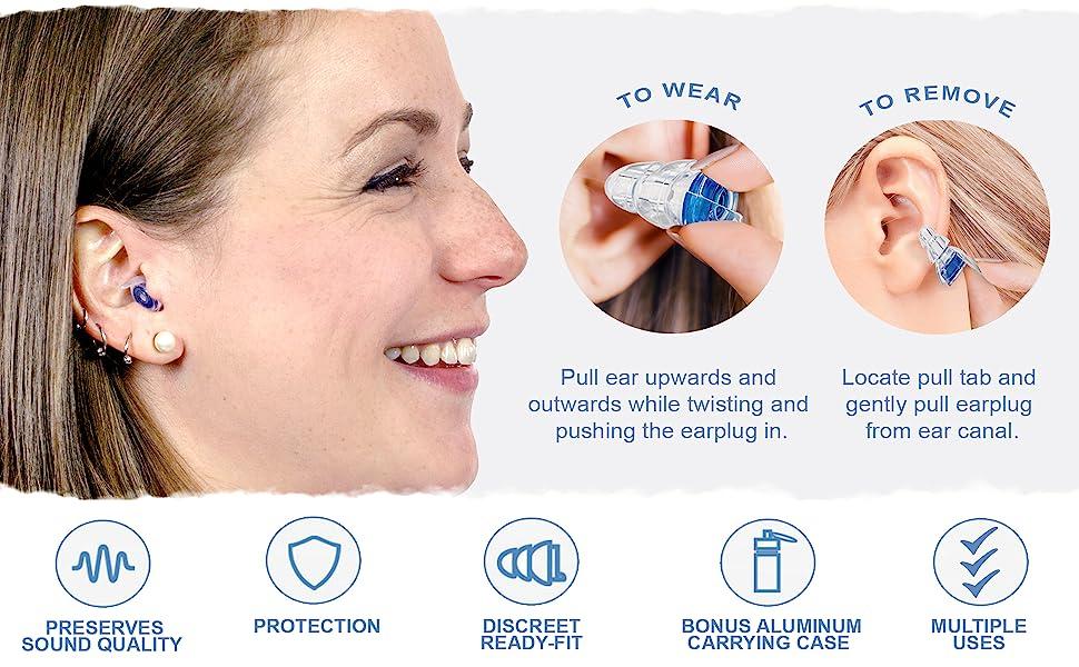 eargasm earpiece earbuds