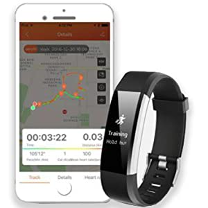 Fitness Tracker Map Route Run Tracking