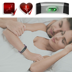 Fitness Tracker Heart Rate Monitor Sleep Monitor