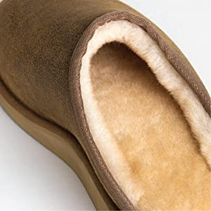 b1e5e3960a8 Clyde Sheepskin Slippers