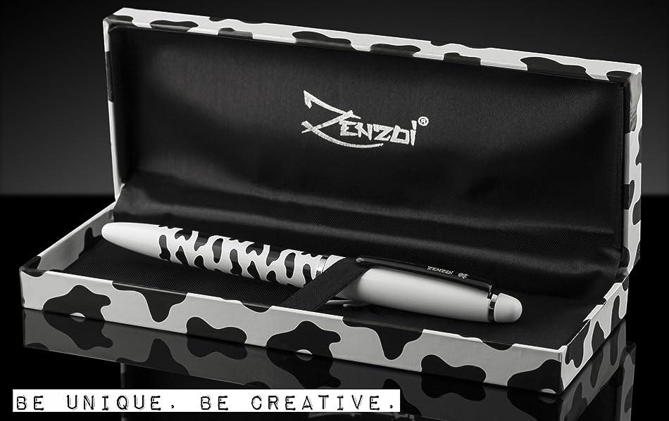 Amazon.com: Regalo único de pluma estilográfica, punta fina ...