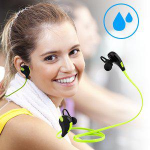 sweatproof earphones