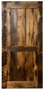 barn door, midrail door, oak door, wooden door, door frame, real wood door, front door, reclaimed