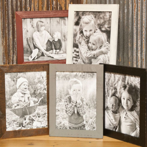 painted picture frame, 11x14 picture frame, add your own picture, natural wooden frames, reclaimed