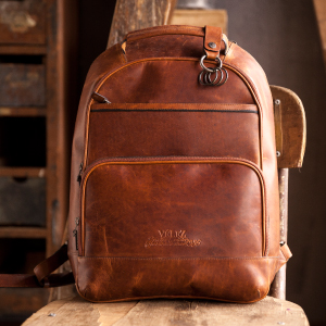 leather bowling bag for men