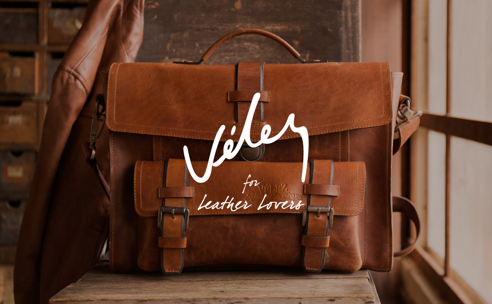 Velez Mens Genuine Colombian Leather Bag | Bolsos de Hombre de Cuero Colombiano
