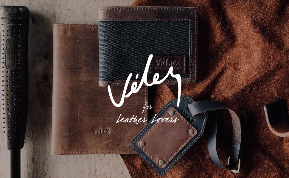 Velez Women Genuine Leather Wallet Credit Card Holder   Billetera Cuero Mujer
