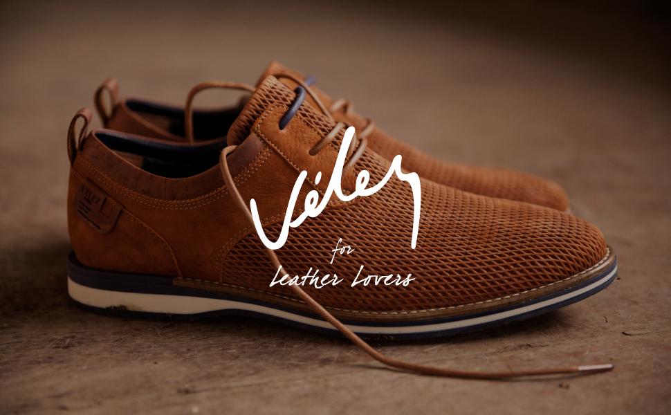 1ff39d7caa6c2 Amazon.com  VÉLEZ Genuine Colombian Leather Sneakers For Men ...