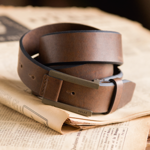 Velez Genuine Leather Belt for Men Correa | Cinturones en Cuero Colombiano Hombre