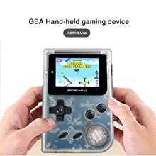 GBA Hand-held gaming device