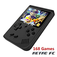 Built-in Classic 168 Games