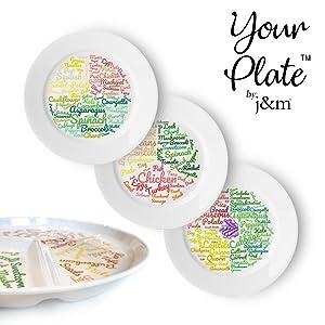 Healthy Eating Plate Range