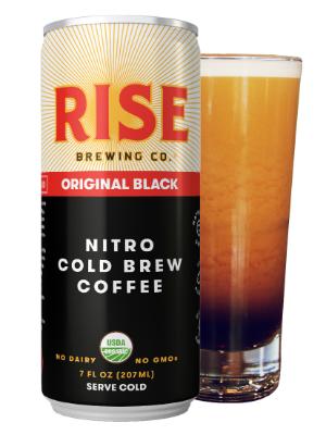 Original Black with Pour