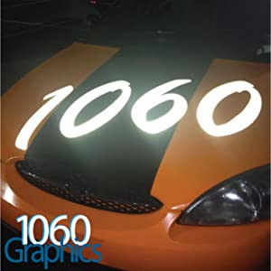 20/% Off Reflective Reg Plate Style Self-Adhesive Sign Making Vinyl