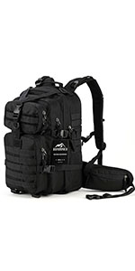 tactical hydration backpack, 15L, tactical backpack ...