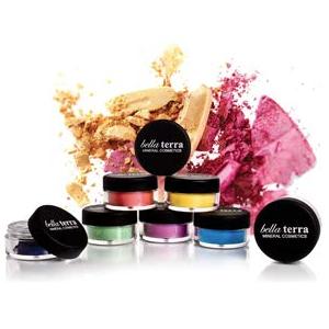 mineral glitters no paraben