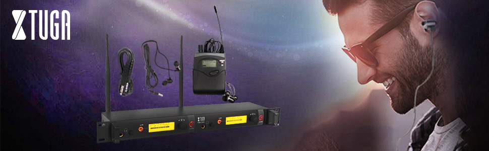 RW2080 WIRELESS IN EAR MONITOR