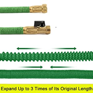 collapsible garden hose