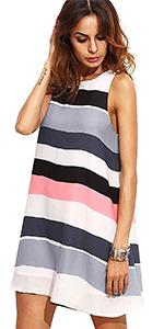 4b423baf61c short dress · tank dress · shift dress · round neck dress · floral print ...