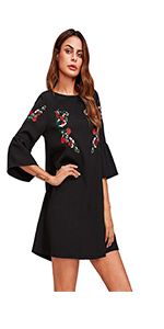 da499eadca5 Floerns Womens' Pocket Sleeveless Tribal Print Bodycon Dress · Floerns  Women's Summer Chiffon Sleeveless Party Dress · Floerns Women's Bell Sleeve  ...