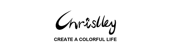 CREATE A COLORFUL LIFE - Chrislley