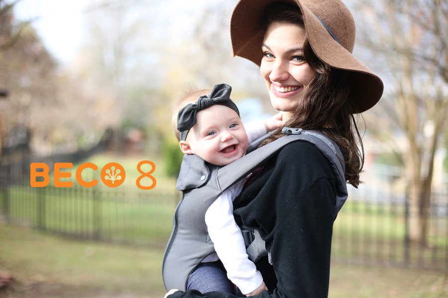 a1ecd8d4b41 Beco 8  The future of babywearing has all the features for your busy  lifestyle