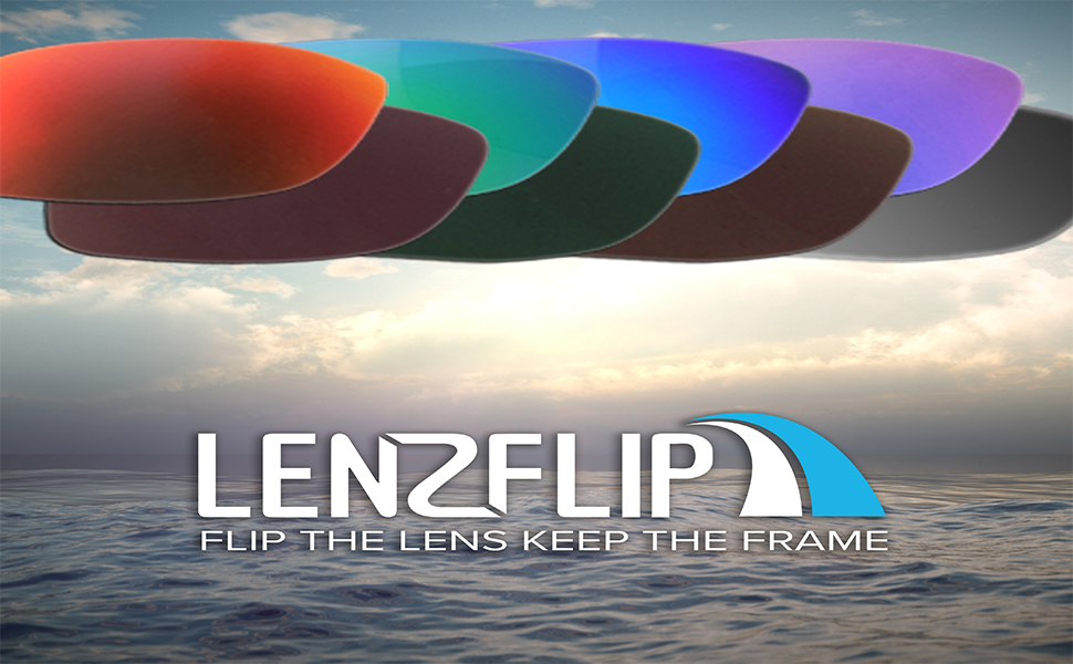 90f70453748 LenzFlip Lenses Compatible with Oakley VALVE - Brown at Amazon Men s ...