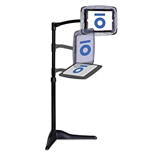 Amazon levo g2 essential tablet floor stand with usb charging the essential floor stand includes a quick lever height lock this allows you to adjust the height of the stand quick and easy tyukafo
