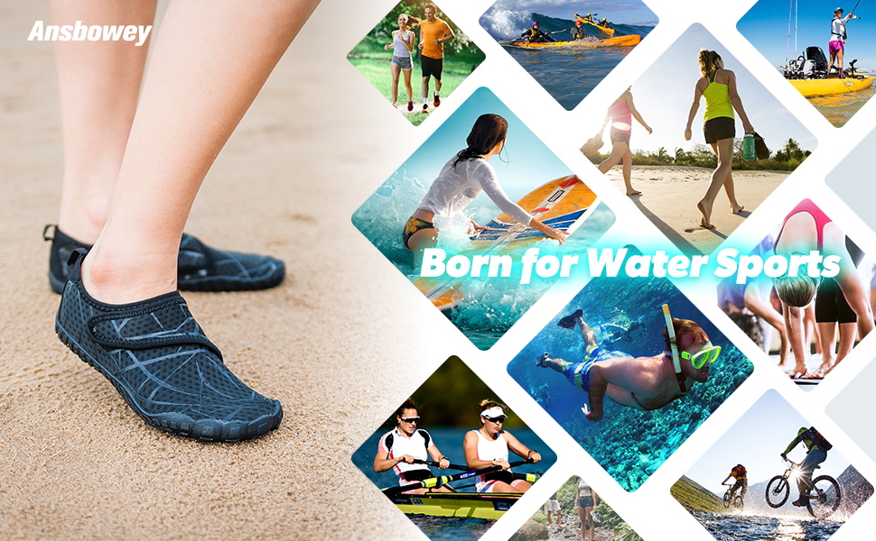 Born for Water sports