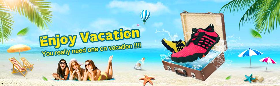 Enjoy Vacation