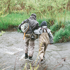 Family Fishing Trips