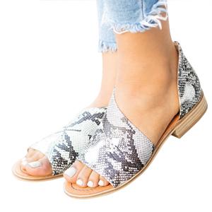 women's summer beach flat sandals comfort walking shoes cusual wear cut out sandal ladies dress shoe