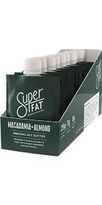 Superfat Macadamia Almond Nut Butter