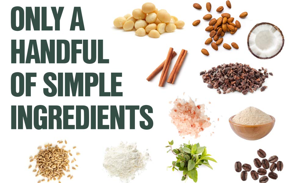 SuperFat Ingredients