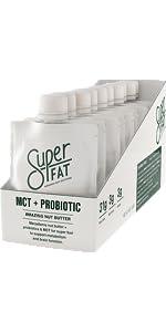 MCT Probiotic Keto Snack SuperFat