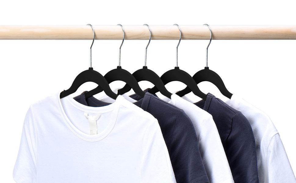 Culer 10 Piezas De Viaje Plegable Percha De Pl/ástico Perchas para Pantalones Falda Perchas De Armario Organizador Herramienta De Ahorro De Espacio