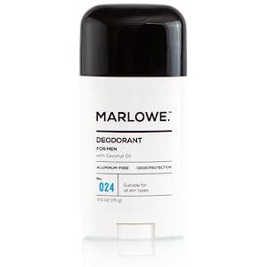marlowe deodorant men