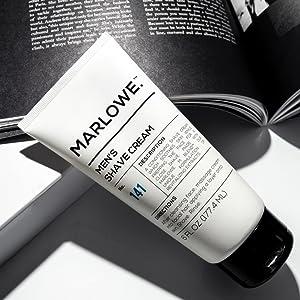 marlowe shave cream