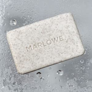 Marlowe soap men scrub