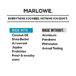 Marlowe ingredients