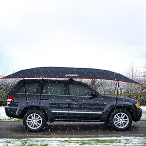 Anti-Snow,Anti-UV,Water-Proof,Anti-Wind,Anti-Rust,Anti-theft & Falling Objects