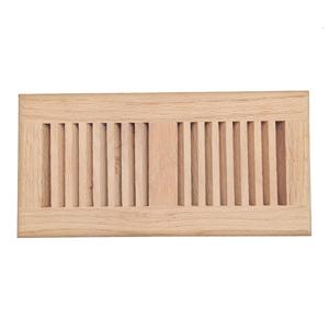 oak floor register