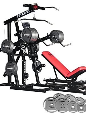 Amazon tytax m home gym machine bodybuilding workout