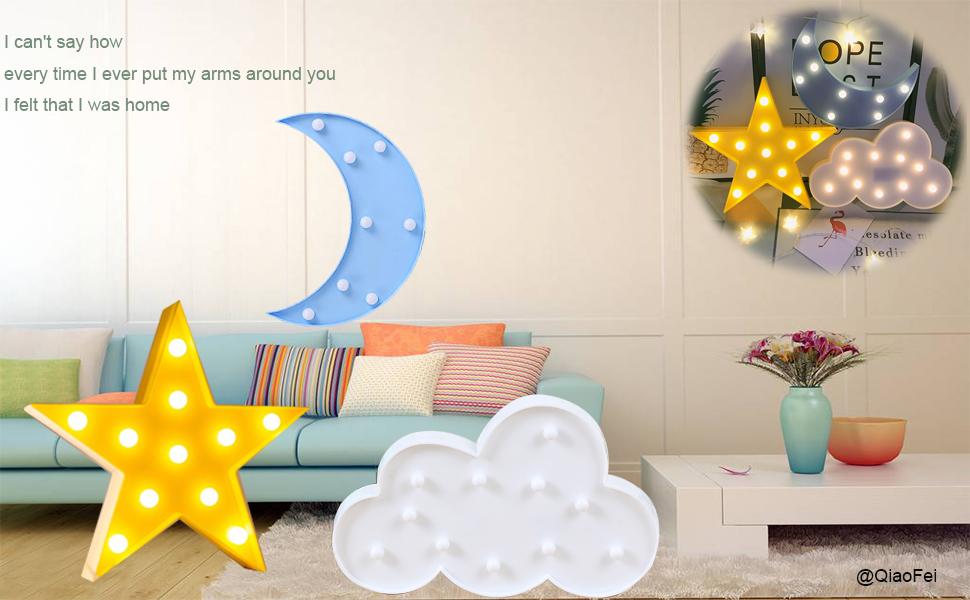 Star&Moon&Cloud