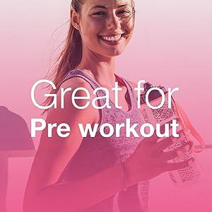 pre-workut